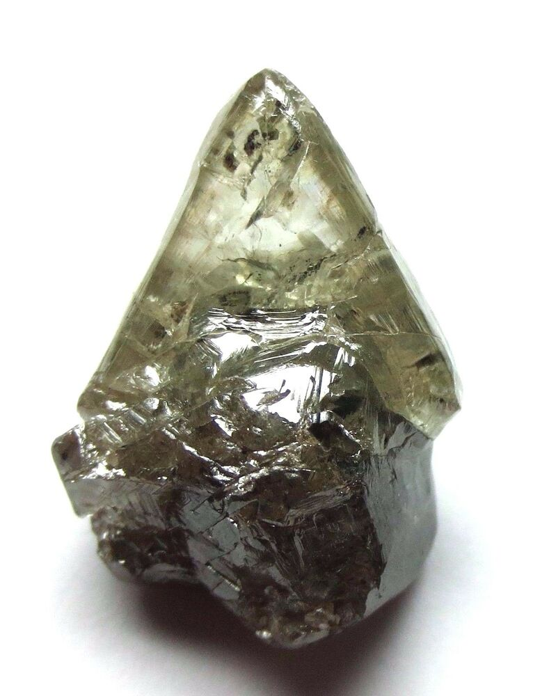 A Rough Guide To Types Of Scientific Evidence: 23.76 Carats Unique Uncut Raw Rough Diamond