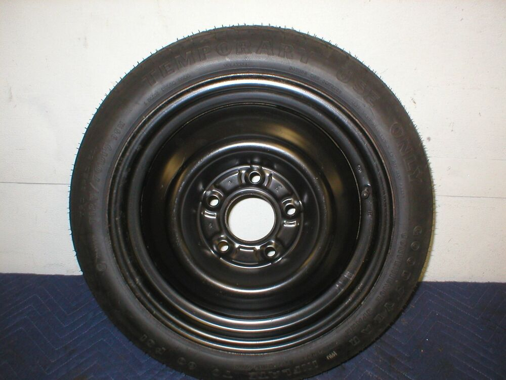 1982 92 camaro firebird f g body mini temporary spare tire 15 inch ebay. Black Bedroom Furniture Sets. Home Design Ideas