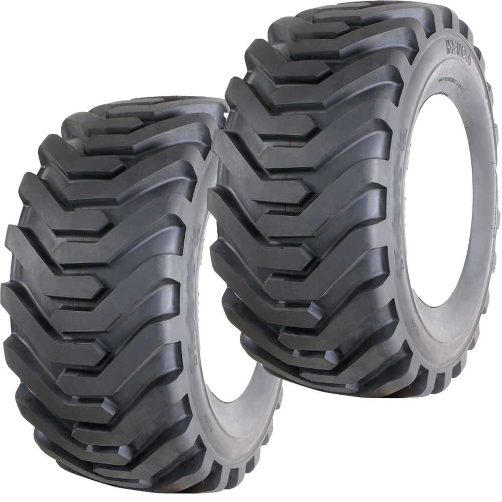Compact Tractor Tires And Wheels : Two  compact tractor tire r for some john