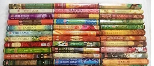 Hem Bulk Incense Sticks Box Choose Scent BUY 4 ITEMS AND GET 1 FREE! (5 in CART)