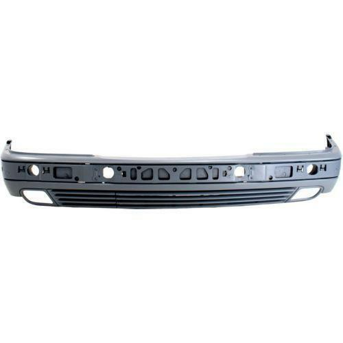 1996 1999 mercedes benz e class front bumper cover primed