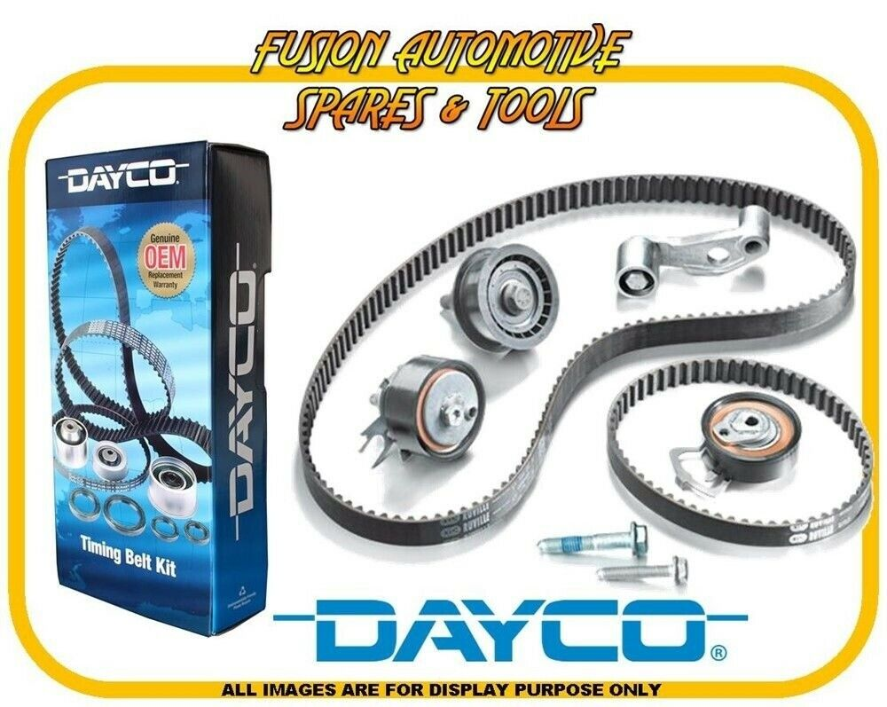 Dayco Timing Belt Kit For Mazda Bt50 Wlat 25l 4cyl Dohc Ktba253 Jeep Engine Failure This Listing Is 1
