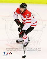 Sidney Crosby Team Canada 2010 Winter Olympics Action Photo 8x10 #8