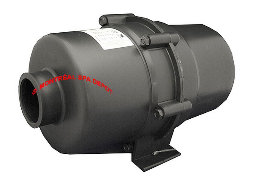 Spa Air Blower : Catalina spas oem air blower replacement hp v part