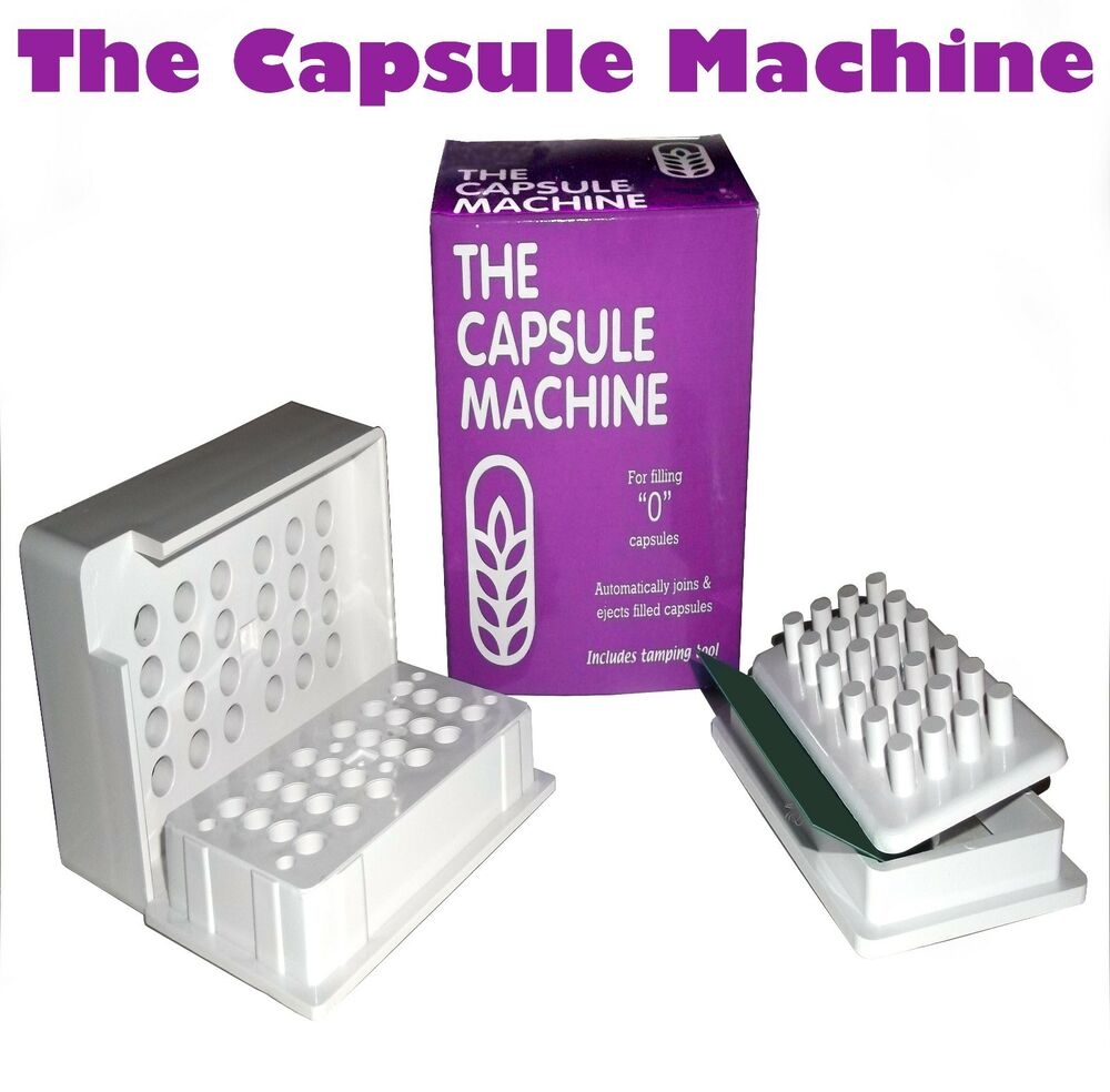 0 the capsule machine filling filler powder herbs vitamins pills medication ebay. Black Bedroom Furniture Sets. Home Design Ideas