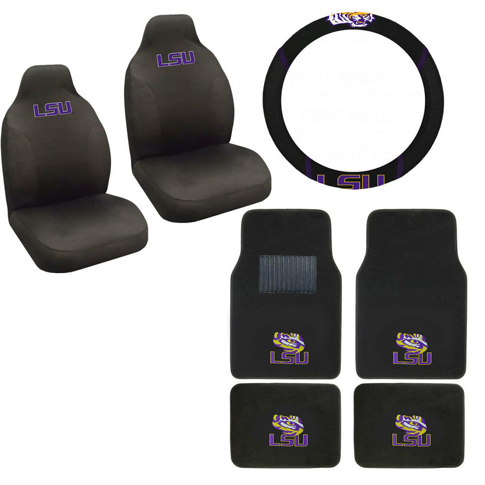 Ncaa Car Seat Covers
