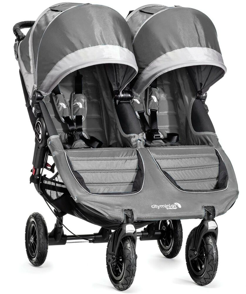 Baby Jogger City Mini Gt Double Twin All Terrain Stroller