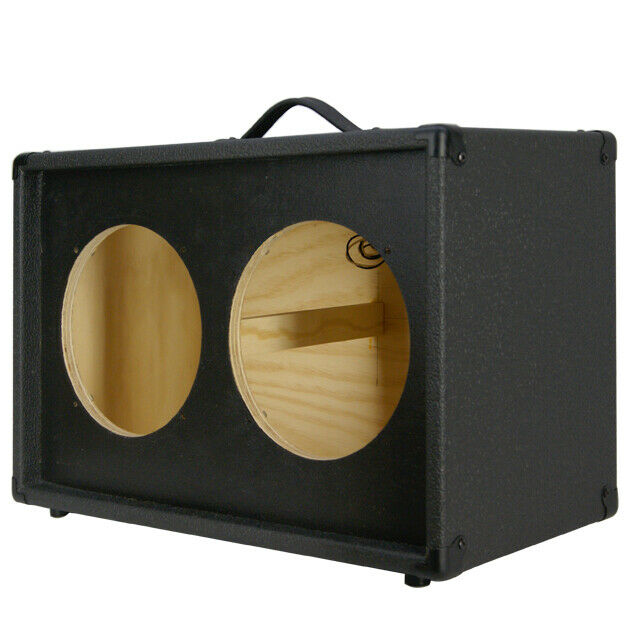 2x10 guitar speaker empty cabinet charcoal black texture tolex g2x10st ebay. Black Bedroom Furniture Sets. Home Design Ideas