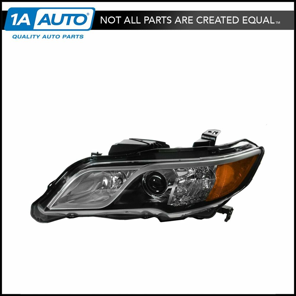Headlight Headlamp Halogen Driver Side Left LH For 13-14