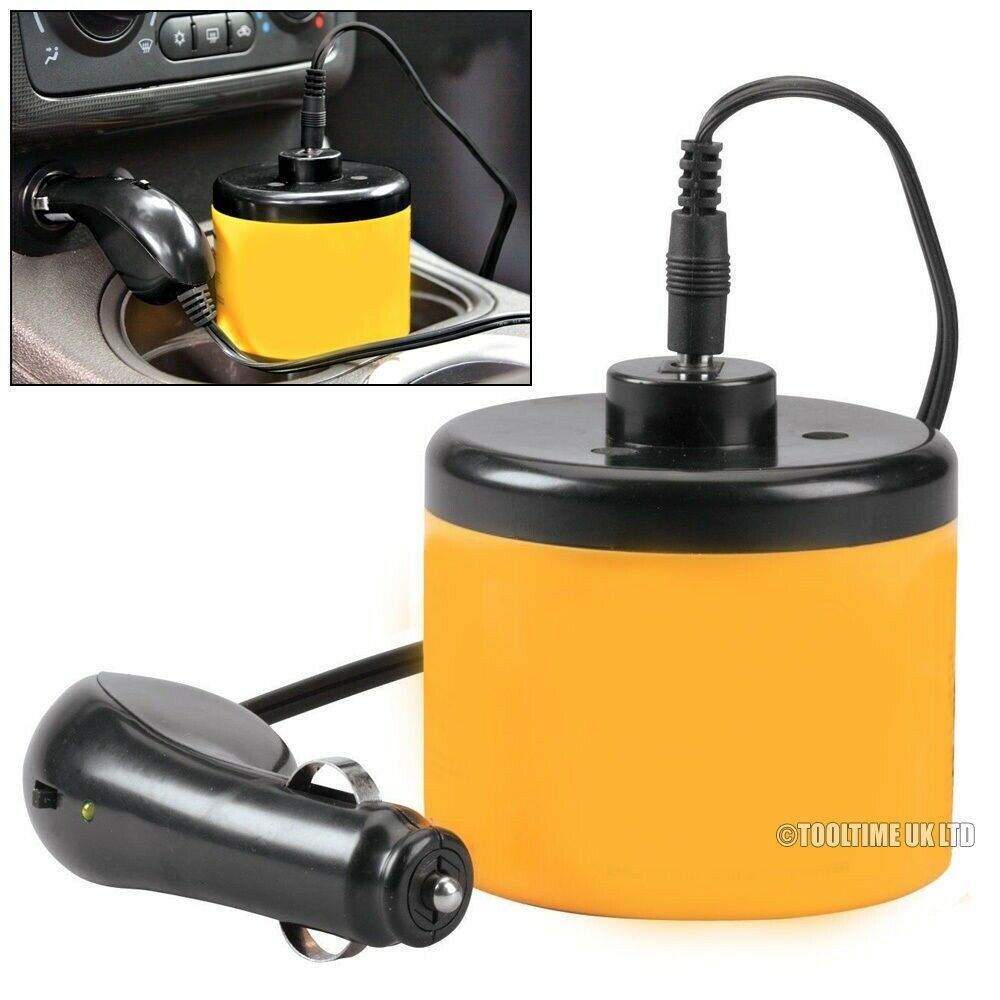 compact portable 12v power pack car engine starter jump start battery booster ebay. Black Bedroom Furniture Sets. Home Design Ideas