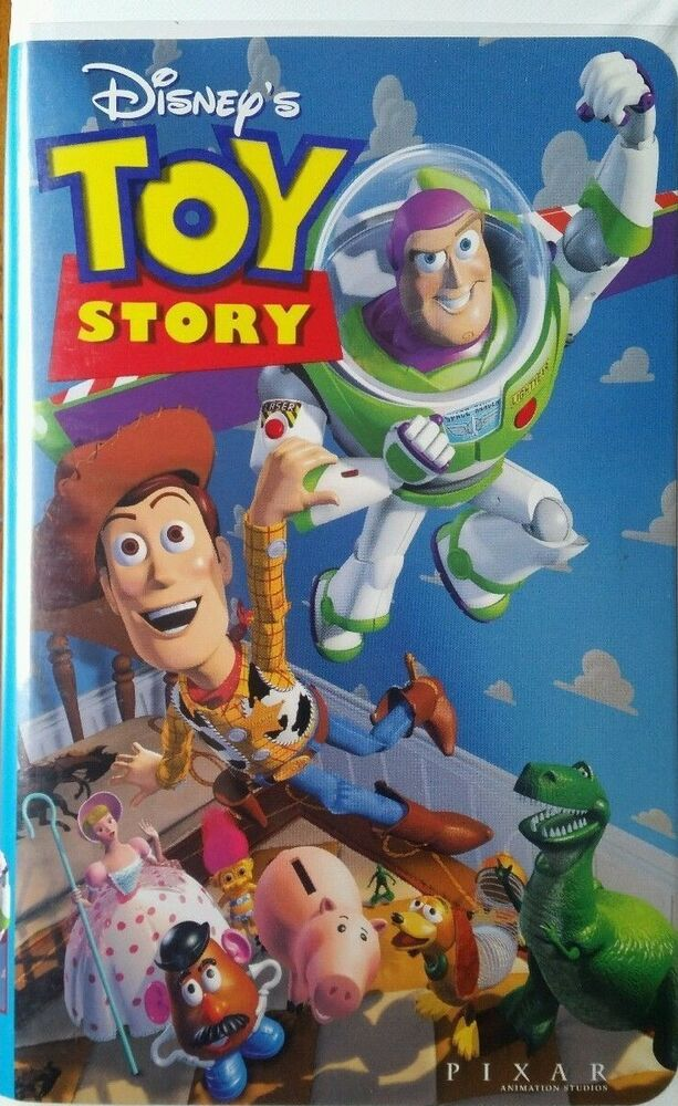 Where Can I Sell My Vhs Tapes >> Disney's Toy Story (VHS, 1996)~NEW TAPE~#6703~FREE ...