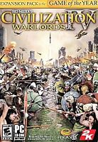 Sid Meier's Civilization IV: Warlords (PC, 2006)