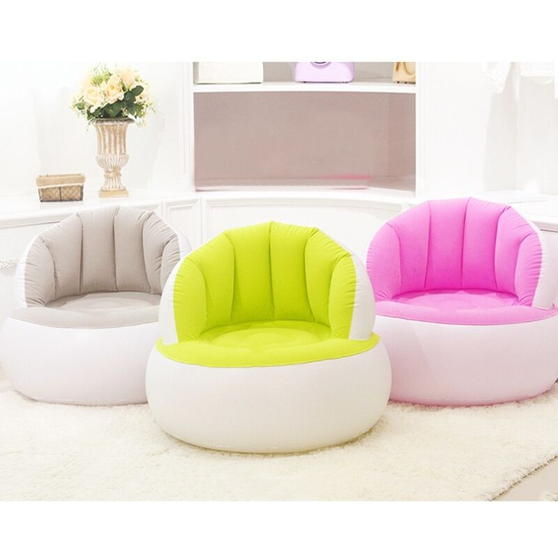New Inflatable Sofa AdultChildren Air Seat Chair Lazy  : s l1000 from www.ebay.com size 800 x 800 jpeg 44kB