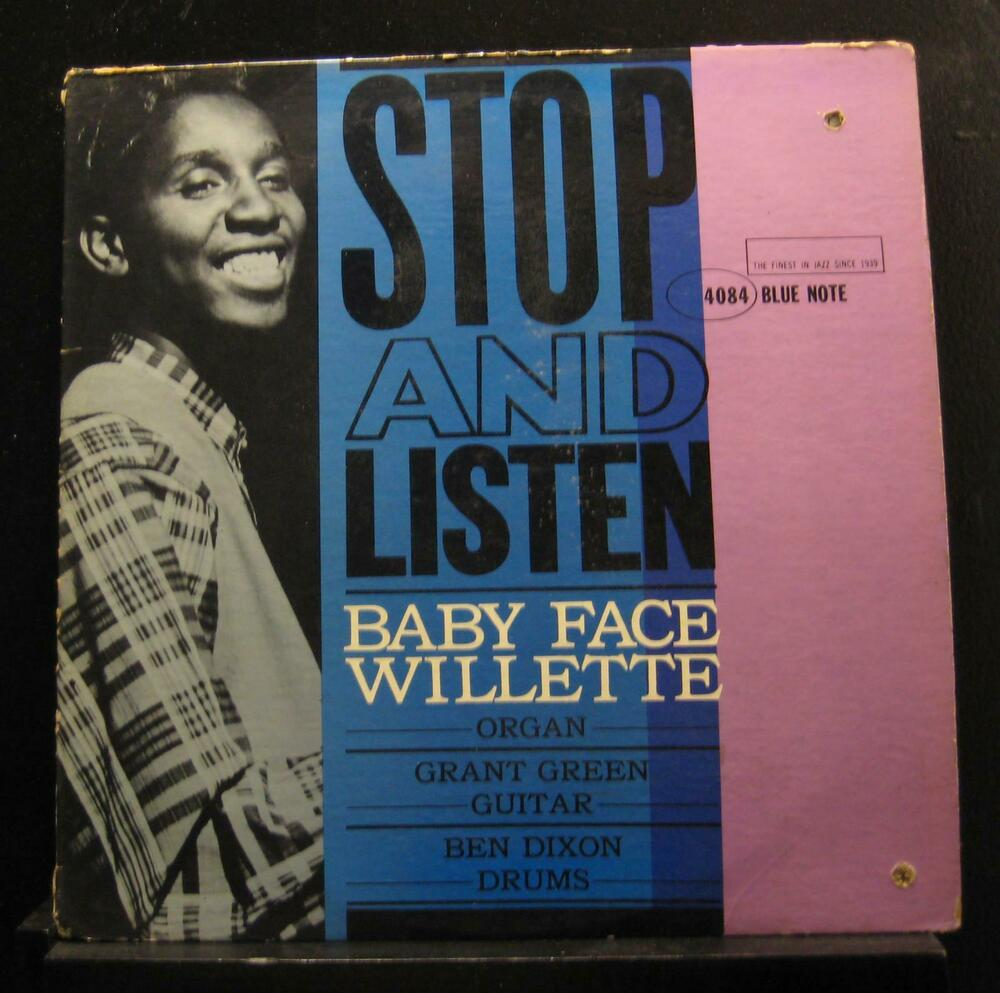 Baby Face Willette Stop And Listen