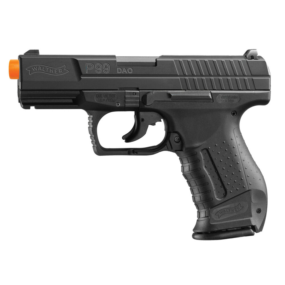 Umarex Walther P99 CO2 Airsoft Pistol Blowback | eBay