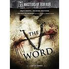 Masters of Horror - Ernest Dickerson: The V Word (DVD, 2007)