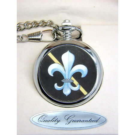 img-THE MANCHESTER REGIMENT BADGE POCKET WATCH FREE KEYRING ARMY MILITARY GIFT BOX