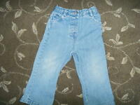 NEXT - BABY JEANS - AGE 12 - 18 MONTHS