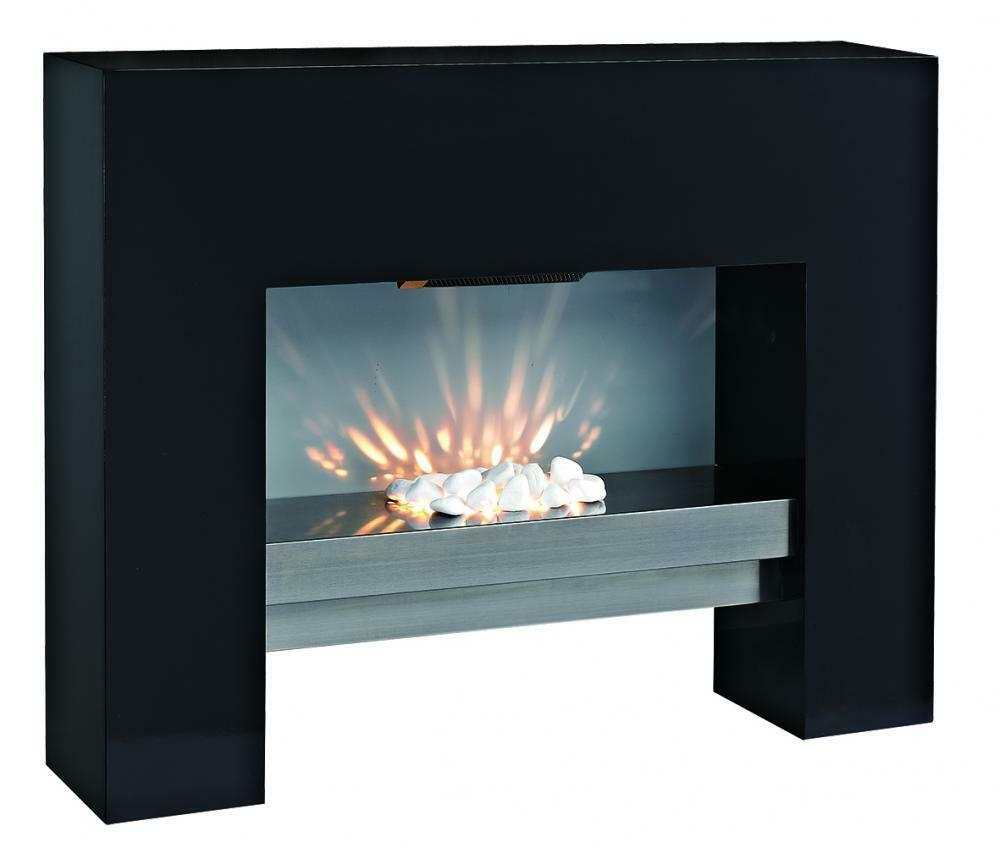 FREE STANDING WALL MOUNTING ELECTRIC FIREPLACE FIRE HEATER