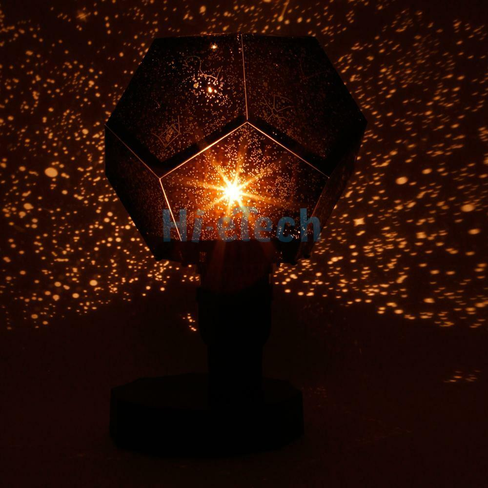 romantic astro planetarium star celestial projector cosmos light night sky lamp ebay. Black Bedroom Furniture Sets. Home Design Ideas