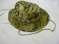 NEW US MILITARY ISSUE MULTICAM BOONIE SUN HAT SZ.. 7 3/4  (X-LARGE)