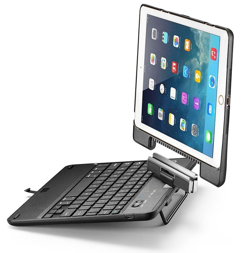 Ipad Air Keyboard Case New Trent Airbender Star Bluetooth