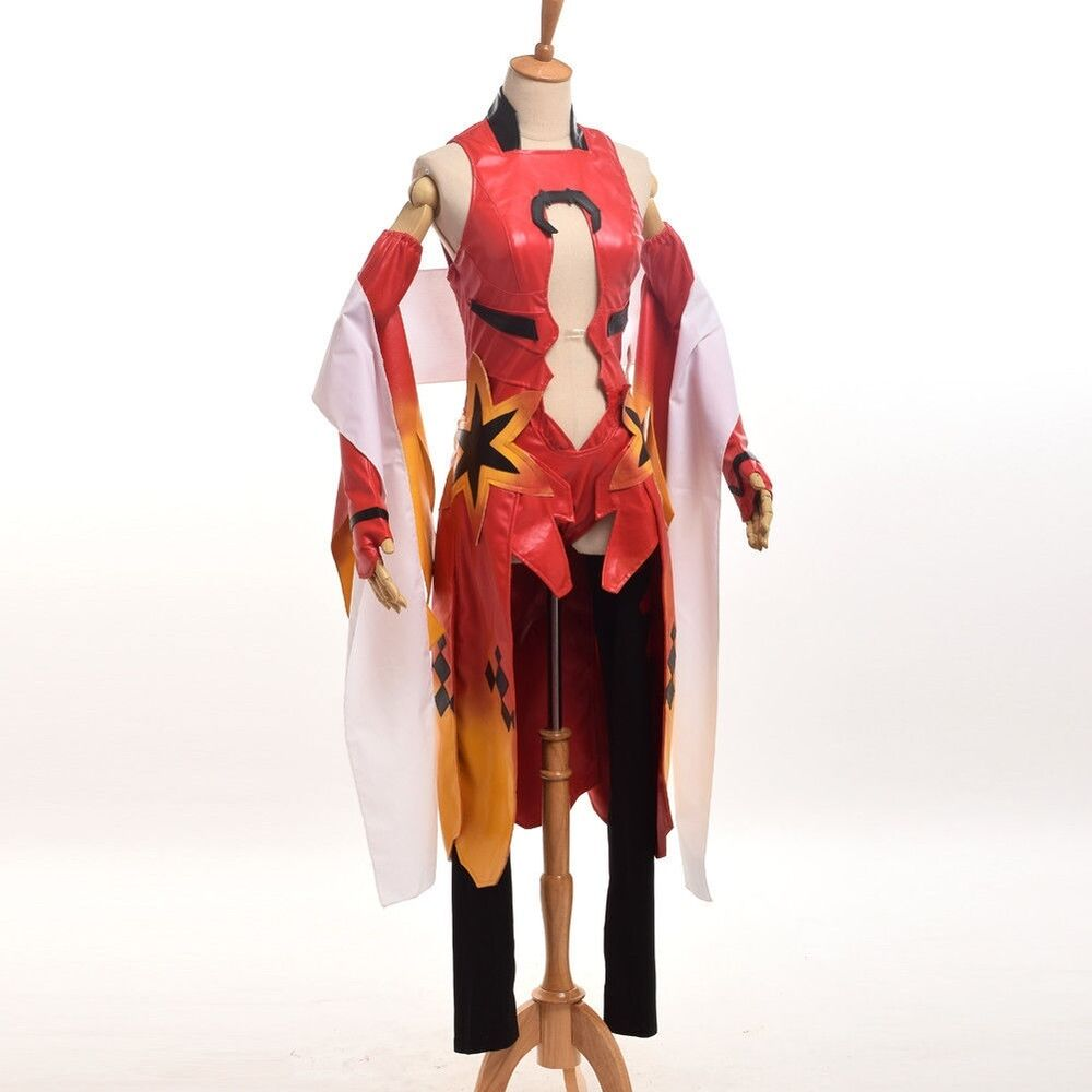 anime guilty crown yuzuriha inori cosplay costume fancy