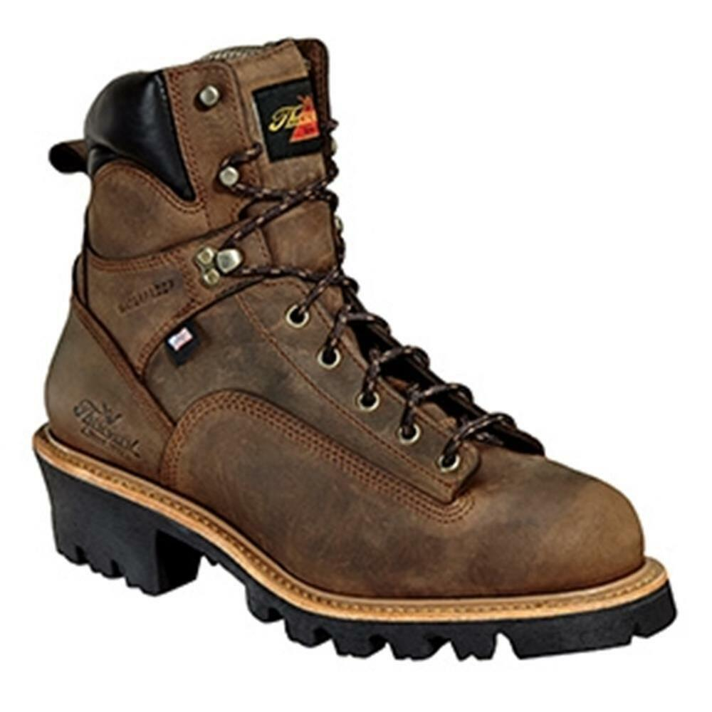 New Thorogood 6 Inch Logger Waterproof 814 3566 Men S