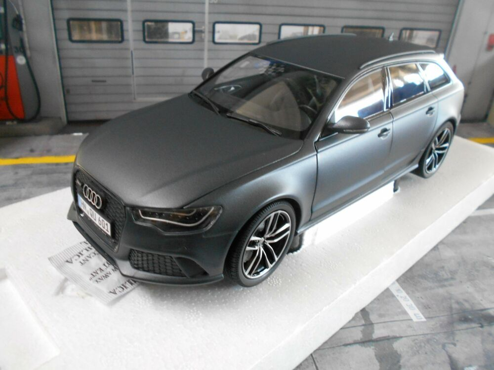 audi a6 rs6 avant kombi quattro grau grey 2014 c7 pma. Black Bedroom Furniture Sets. Home Design Ideas