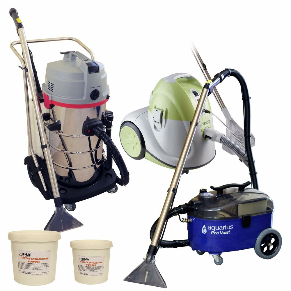 carpet cleaning machine equipment kit car valet kiam pro valet contractor