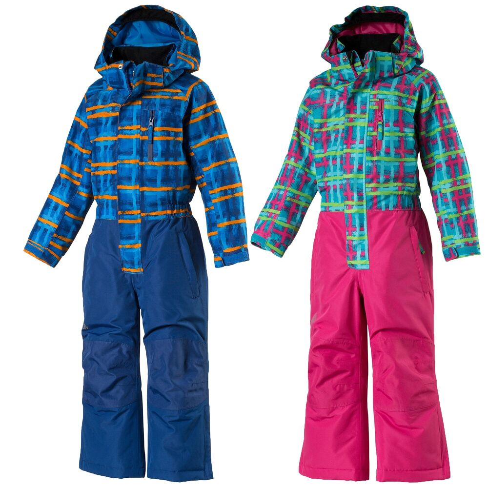 mckinley kinder winter schneeanzug kids reuben overall ski skioverall ebay. Black Bedroom Furniture Sets. Home Design Ideas