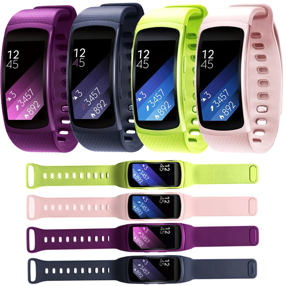Luxuey Sports Silicone Replacement Band Straps For Samsung ...