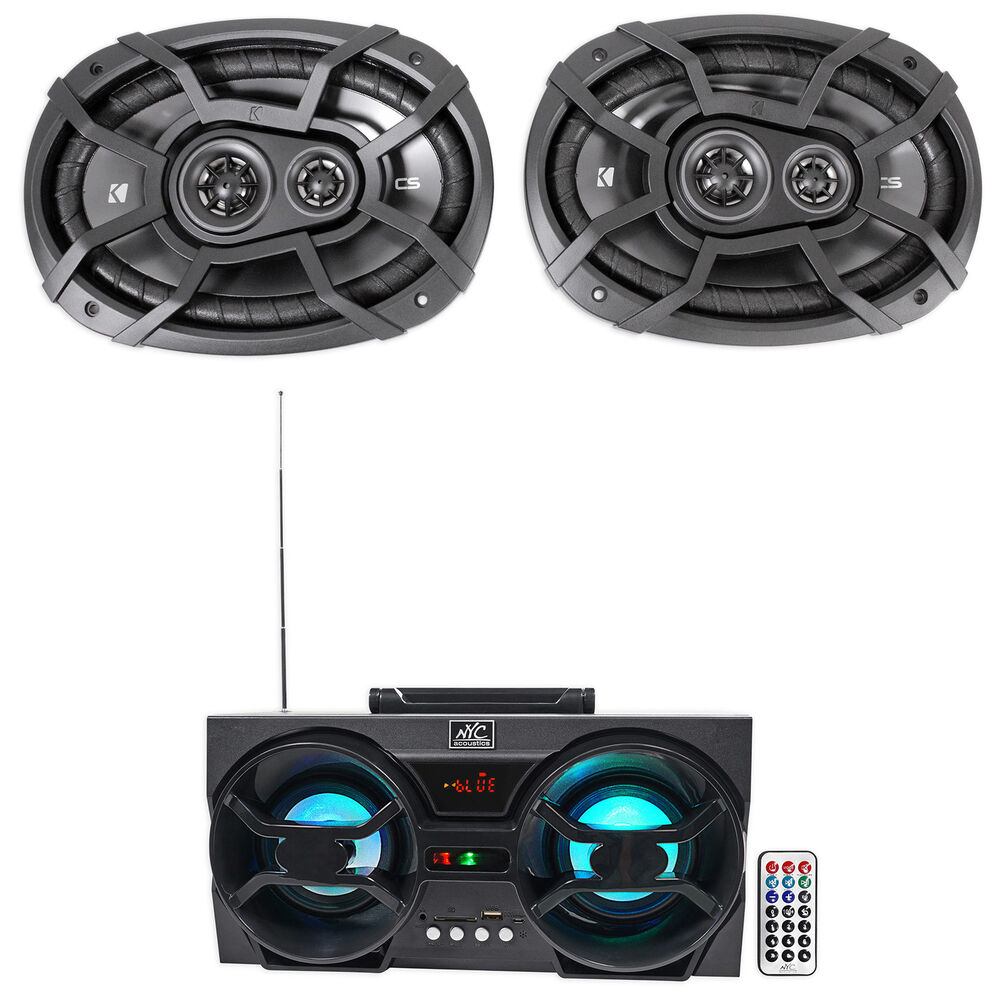 Kicker Car Speakers : 2 kicker 43csc6934 6x9 900w 3 way car audio speakers ~ Jslefanu.com Haus und Dekorationen