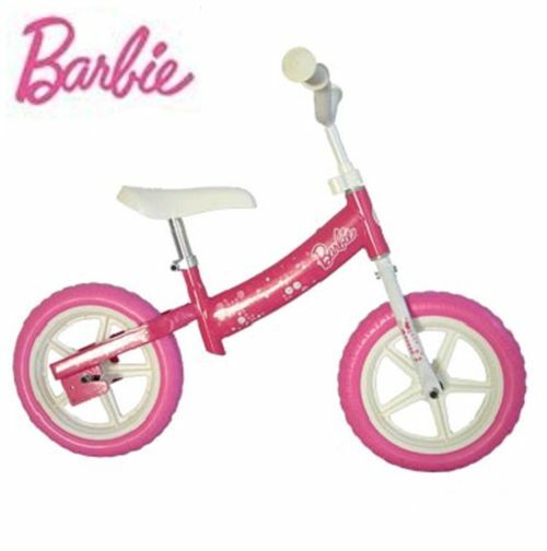 Dandy horse BARBIE pink child bike without pedals girl ...