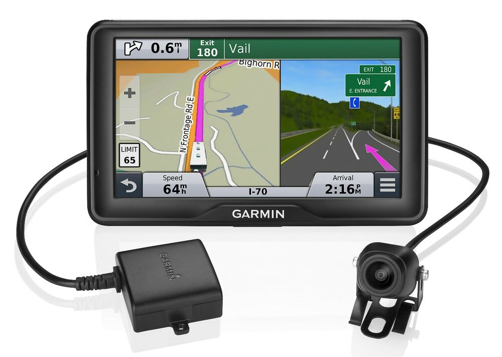 Rv Backup Camera >> GARMIN RV 760LMT GPS Optional Wireless Backup Camera North America 010-01168-00 | eBay