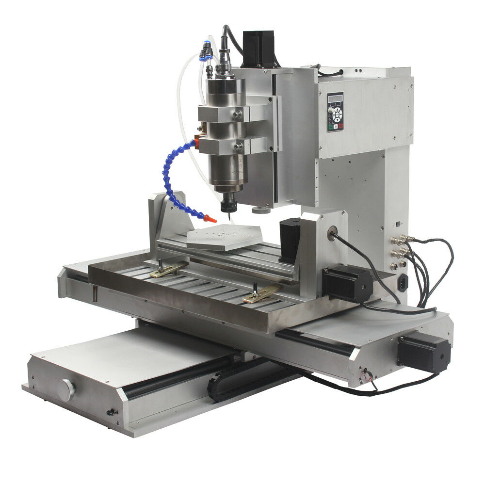 hy 6040 diy 5 axis 2200w desktop pcb cnc router drilling machine factory direct ebay. Black Bedroom Furniture Sets. Home Design Ideas