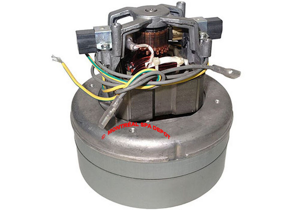 Blower motor replacemen for spa hot tub ametek hill house for Hot tub motor parts