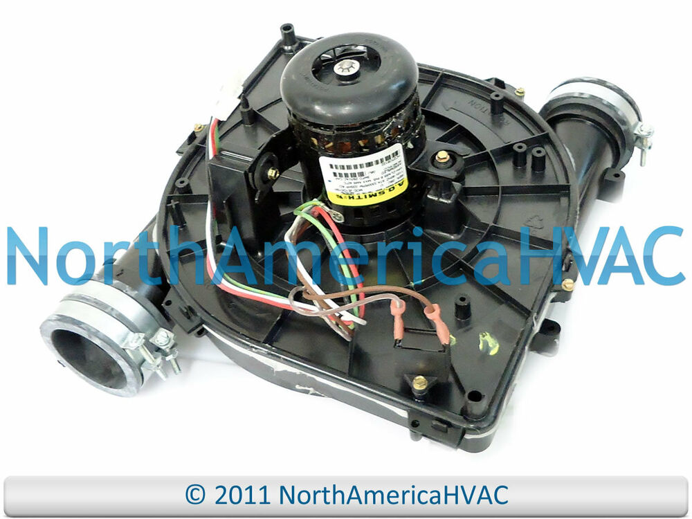 Oem carrier bryant payne furnace inducer exhaust motor for Bryant inducer motor replacement