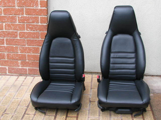 PORSCHE 944 911 951 964 968 85 94 SEAT KIT LEATHER