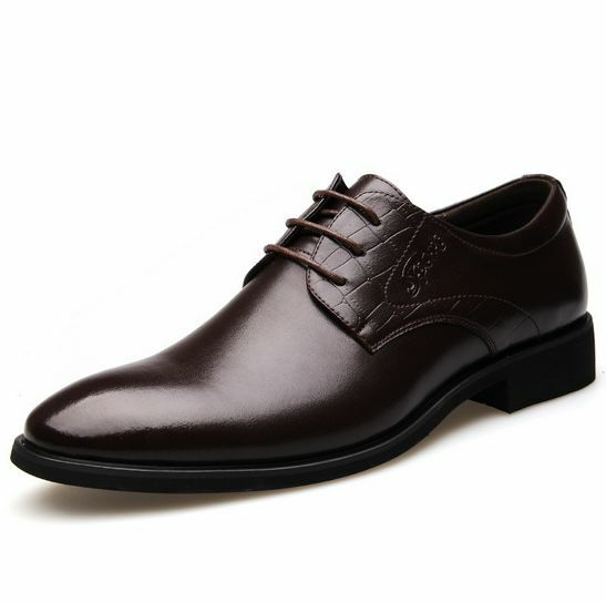 fashion s top quality dress formal oxfords leather