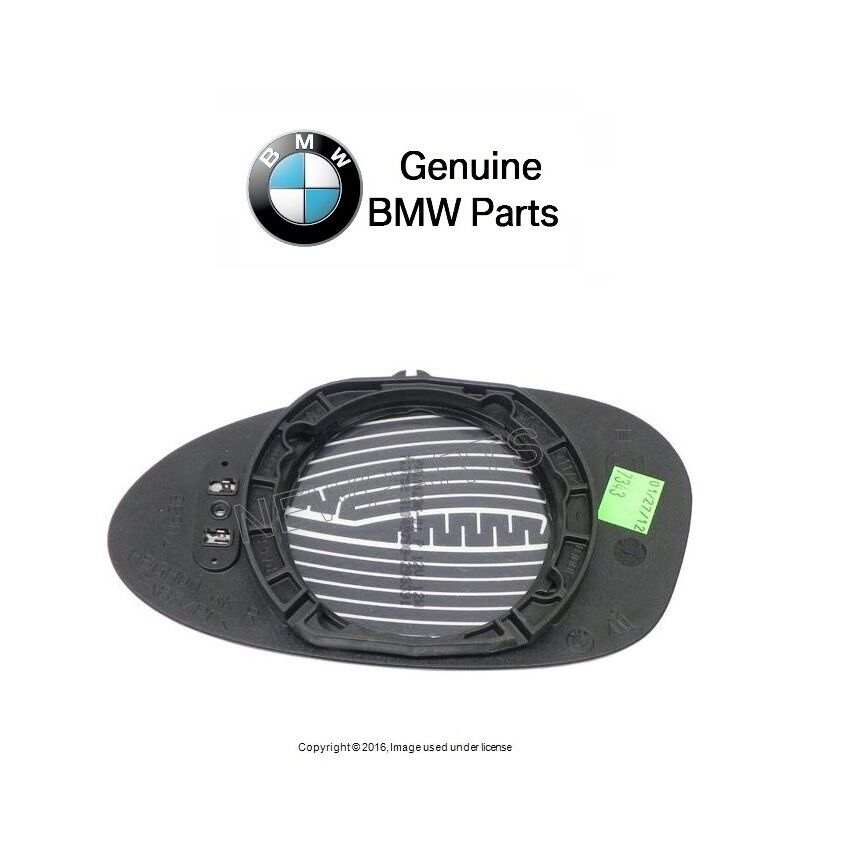 Bmw Z4 E85 Parts: For BMW E85 Z4 03-08 Passenger Right Heated Door Mirror