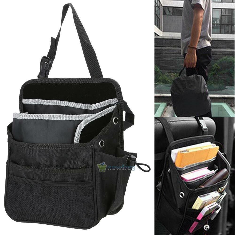 waterproof car seat bag back organizer holder travel. Black Bedroom Furniture Sets. Home Design Ideas