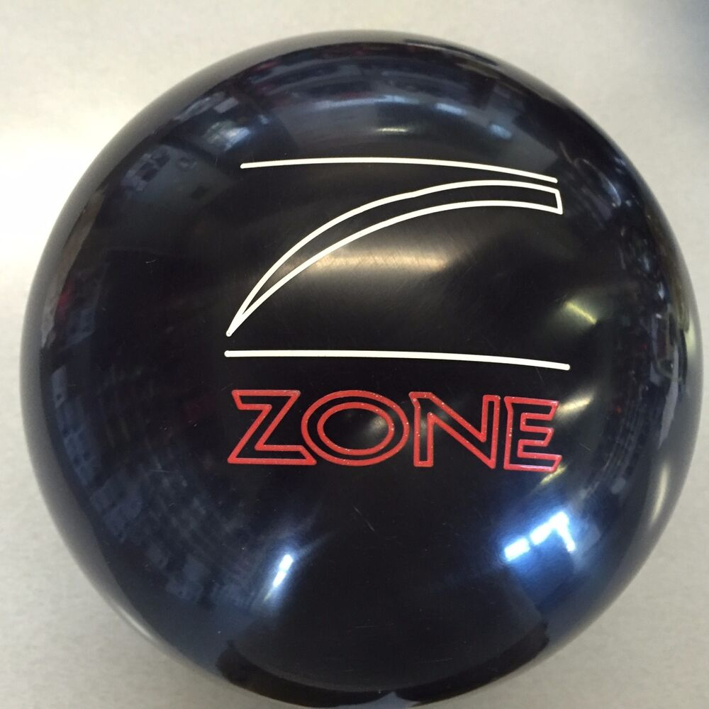 BRUNSWICK Vintage Danger Zone BOWLING Ball 15 Lb. NEW IN