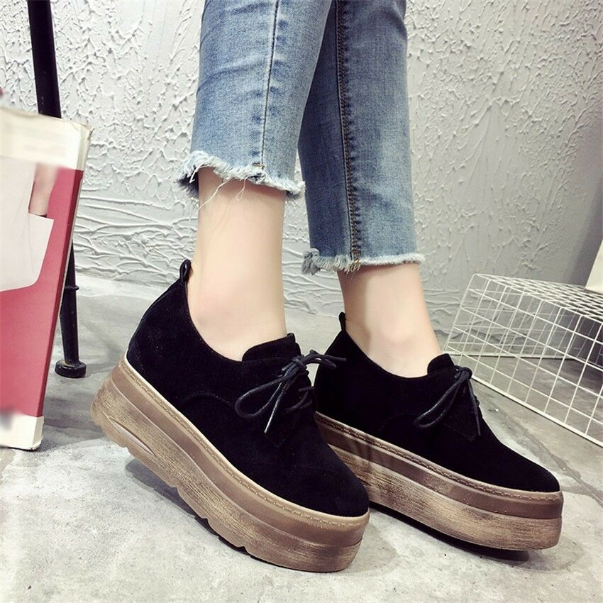 Clearance!Women Casual Shoes,Todaies New Women Hollow Out Shoes Round Toe Platform Flat Heel Slip on Ladies Casual Shoes by Todaies-Women Boots. $ - .