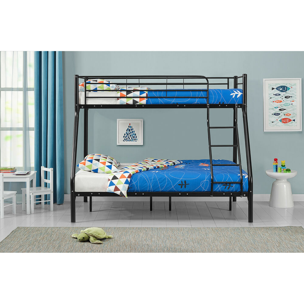 hochbett etagenbett kinderbett stockbett jugendbett doppelstockbett schwarz ebay. Black Bedroom Furniture Sets. Home Design Ideas