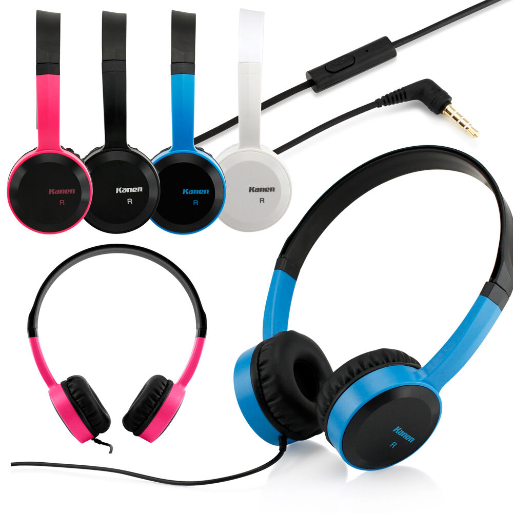 over ear adjustable earphone stereo headset. Black Bedroom Furniture Sets. Home Design Ideas