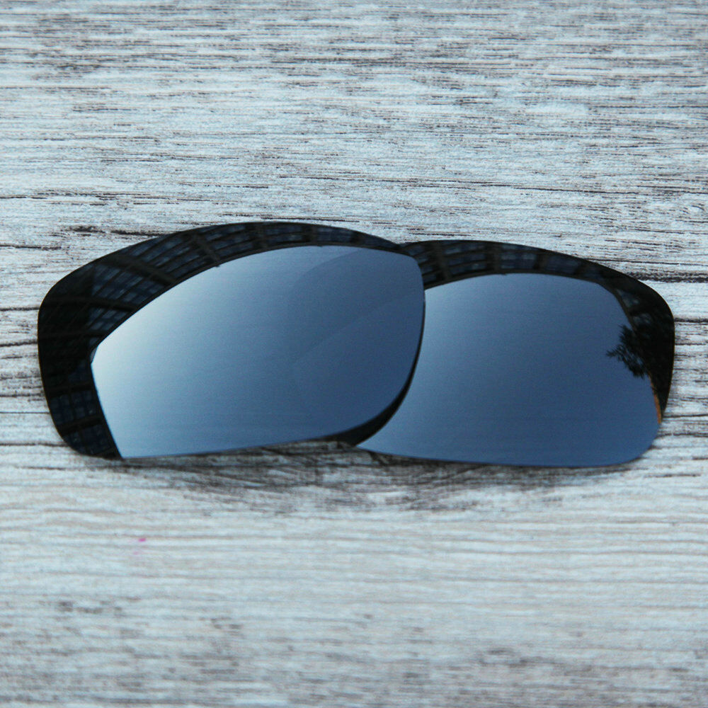 451b4da04b Details about Inew Black Iridium polarized Replacement Lenses for Oakley  Fives Squared