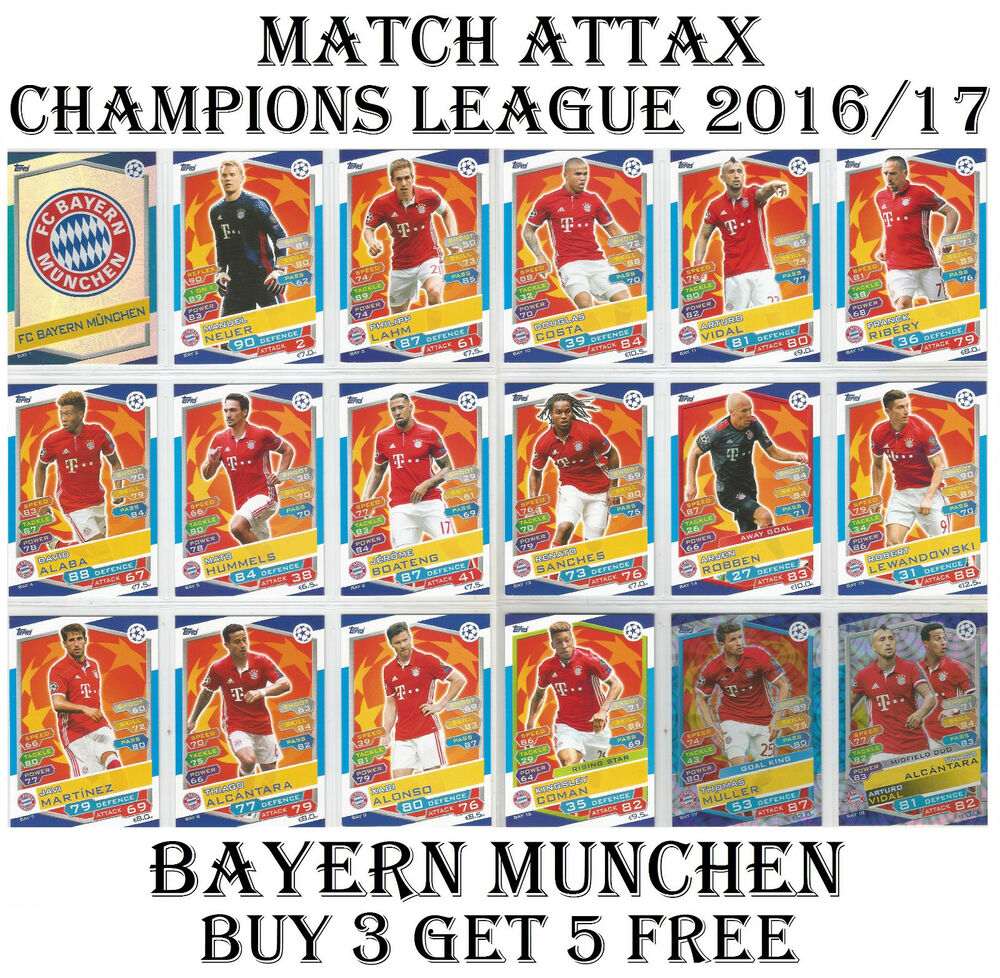 champions league 2017 bayern