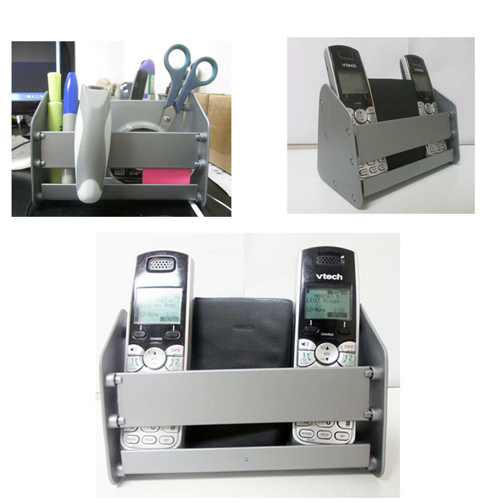 Tv Remote Control Caddy Storage Holder Couch Arm Chair