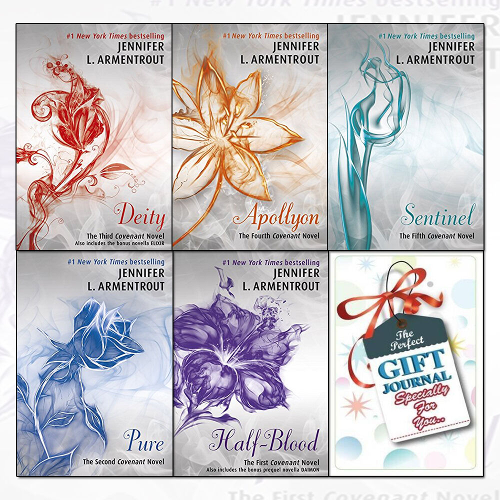 Covenant Series By Jennifer L Armentrout 5 Books Collection With Mouse Apollyon Journal Set Uk 9789123557219 Ebay